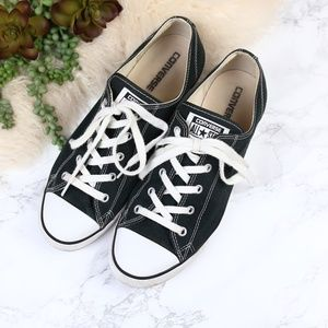 Converse Dainty Black Low Top